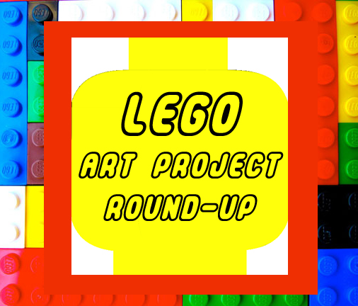 lego art project round up