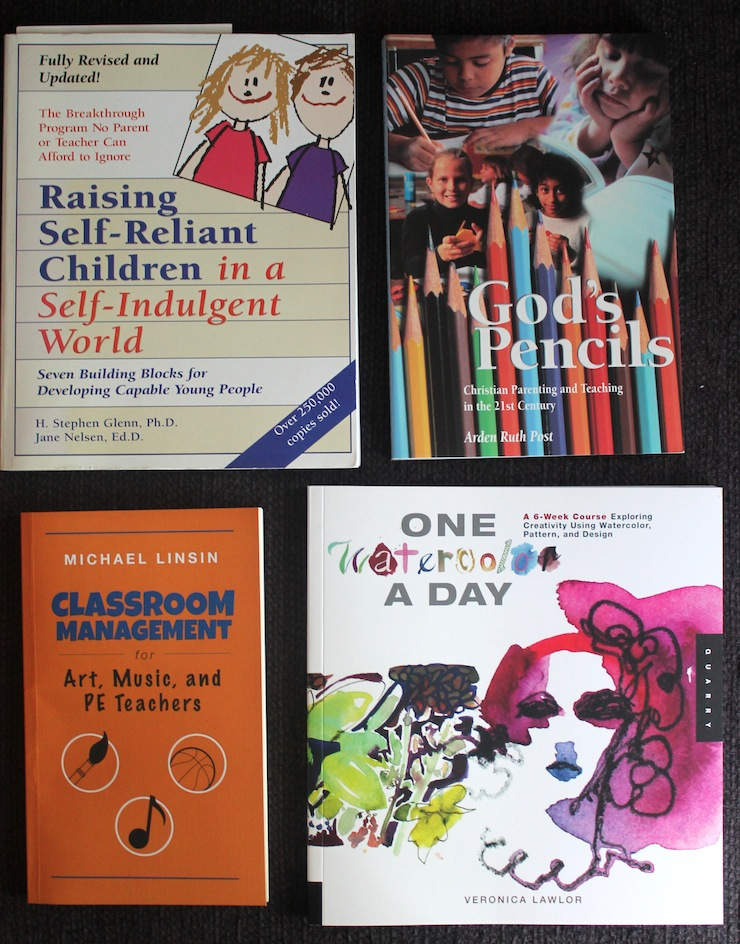 Art Teaching Books