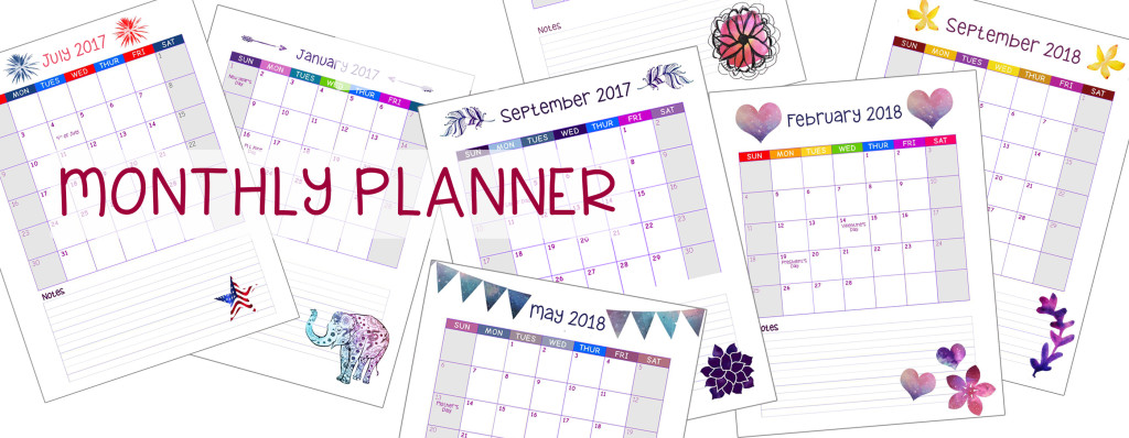 monthly planner for scout and club leaders art is basic an elementary art blog. Black Bedroom Furniture Sets. Home Design Ideas