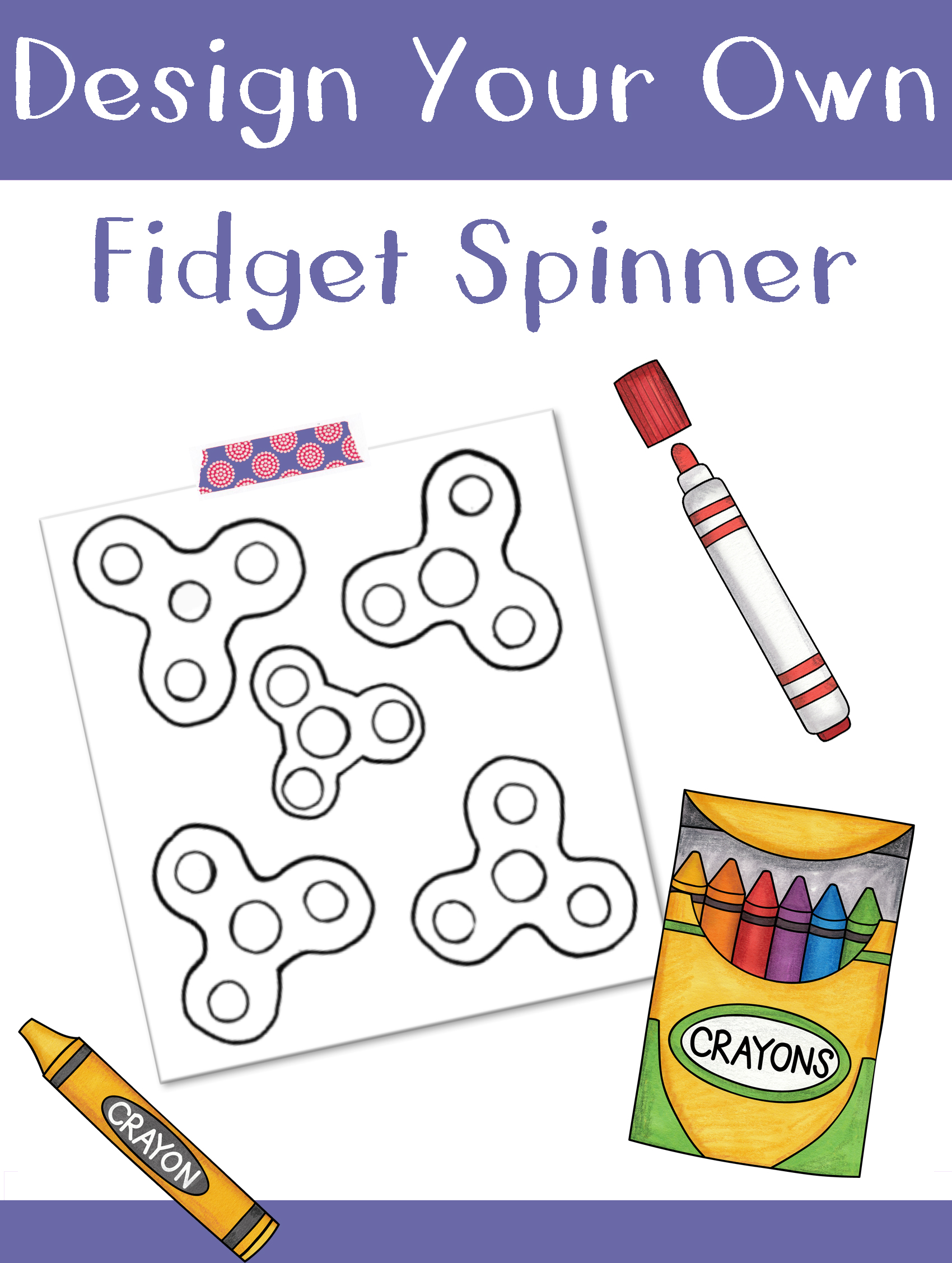 Design Your Own Fidget Spinner Free Download Art Is